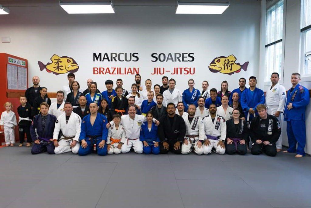 Marcus Soares Brazilian Jiu Jitsu