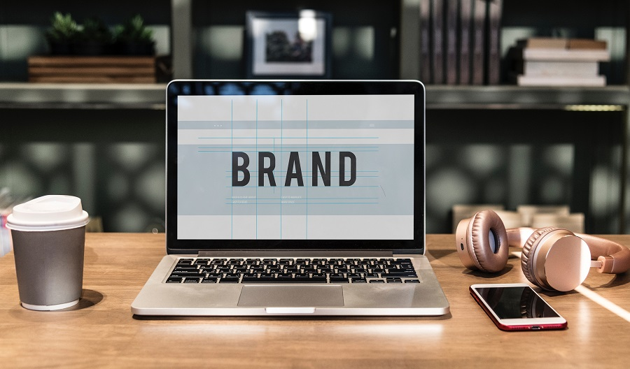 Laptop branding