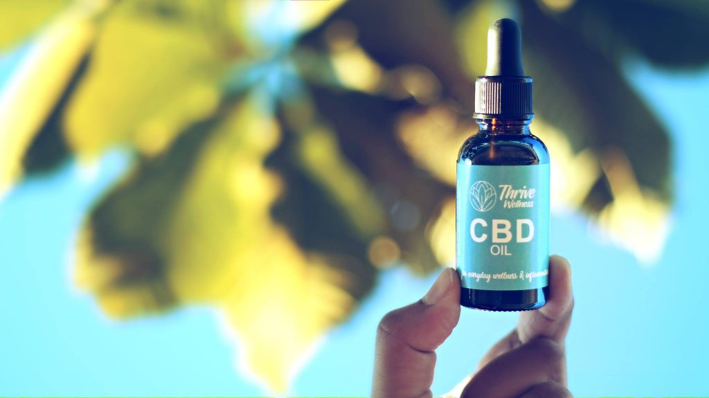 CBD OIl Photo