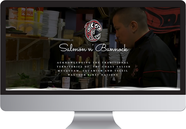 Samon N Bannock Website