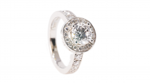 Business Photography from Anello Jewelers photo of a ring