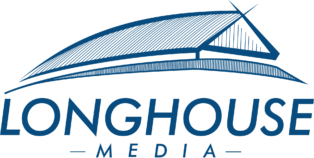 Longhouse Media logo